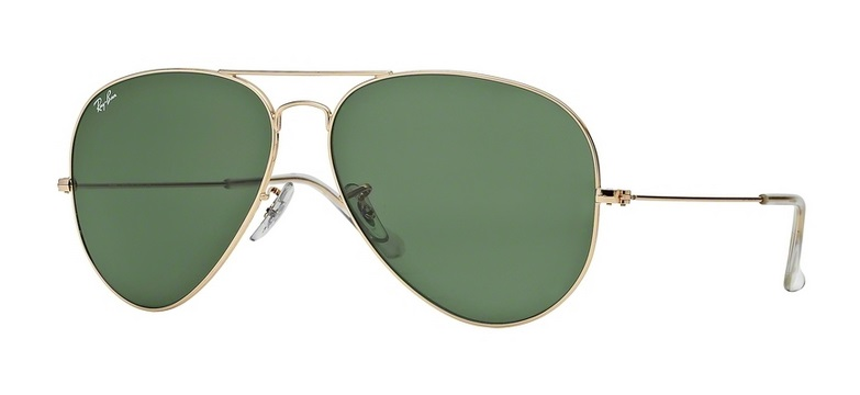 AVIATOR LARGE METAL II RB 3026 L2846
